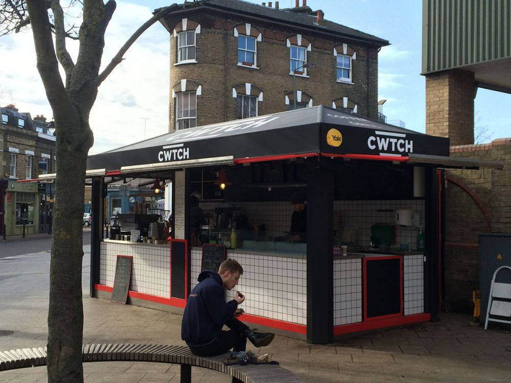 Street Food Kiosk Manufacturer Uk Capital Kiosk Co