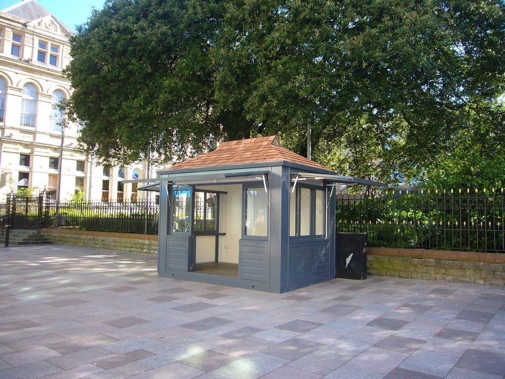Pavilion Kiosk Manufacturer | Food Kiosk Manufacturer | UK