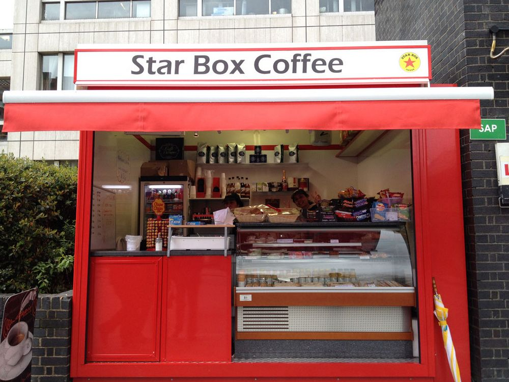 Food Kiosk Manufacturers Uk Food