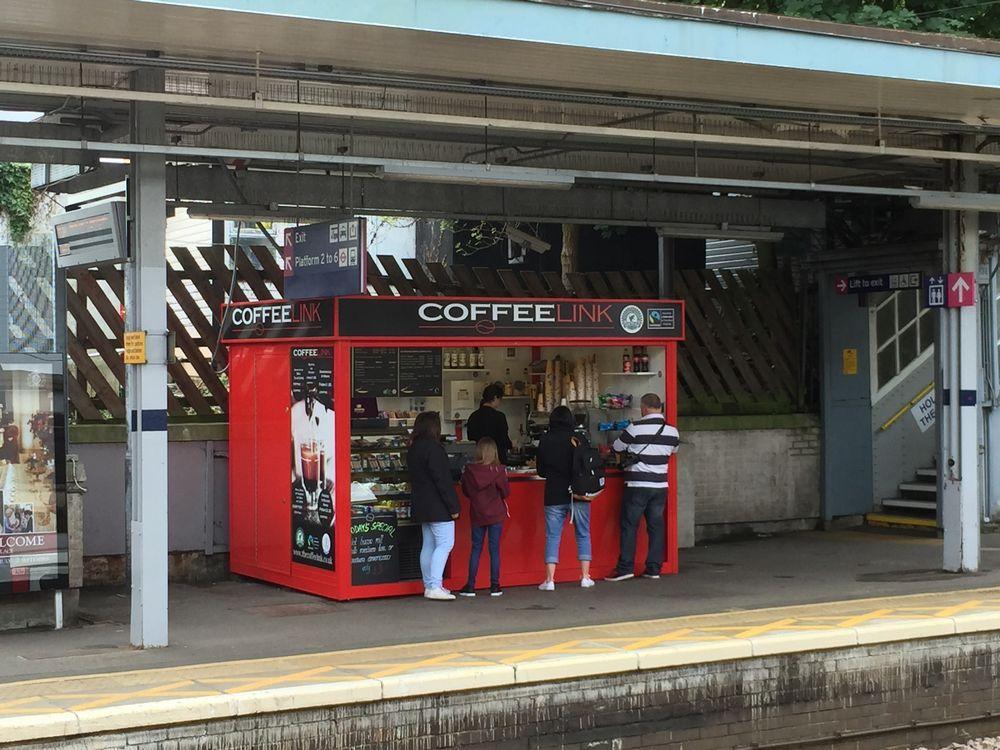 coffee kiosk manufacturer