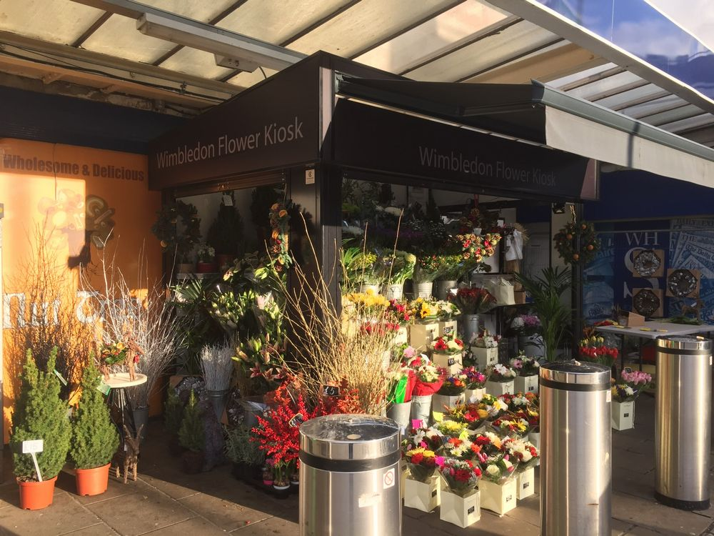 Flower Kiosk Manufacturer Information Kiosks Uk